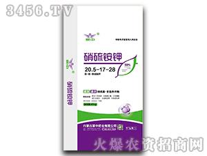 硝硫铵钾20.5-17-28-蒙中