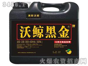 天然有机流体钾100-100-300+60HA(30FA)-沃鲸黑金-沃鲸