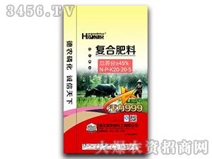 复合肥料20-20-5-活力999-泓樽磷化