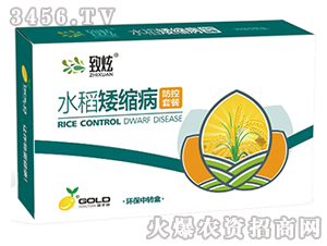 水稻矮缩病防控套餐-致炫-金丰田