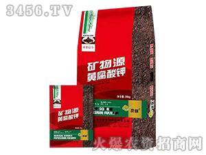 矿物源黄腐酸钾-灵瑞-红旗生物