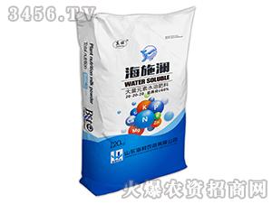 大量元素水溶肥料20-20-20-海施澜-海利农资