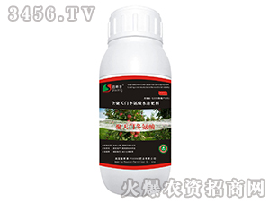 含氨酸水溶肥料(苹果专