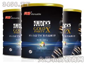 8S功能型矿源黄腐酸钾-黑芭X-500-荷拓生物