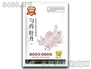 芍药、牡丹芍药科中药材专用除草剂-苗丰乐