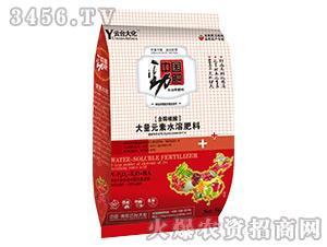 含腐植酸大量元素水溶肥料-中国劲肥-云台大化