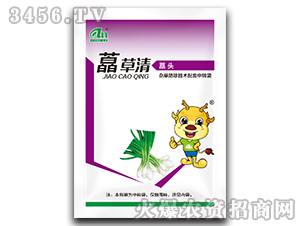 藠头杂草防除技术配套中转袋-藠草清-艾农