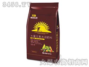 高钾型大量元素水溶肥料14-8-35+TE-曦邦生物