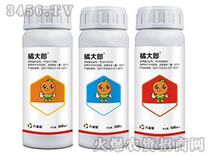 50%丙溴磷+34%螺螨酯+2.8%阿维·甲氰-橘大郎-六亩田