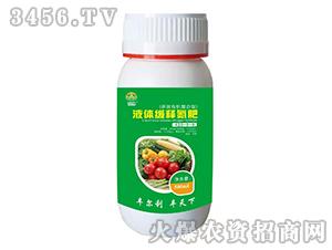 多肽有机螯合型液体缓释氮肥420+0+0-丰尔利