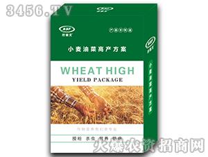 小麦油菜高产方案-笆塞夫-公牛国际