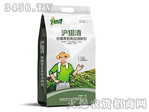 1kg柑橘青苔高效清除剂-沪狙清-心沪农