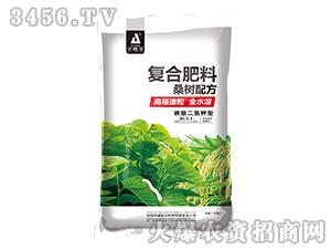 桑树配方复合肥料30-5-5-万地宝-中盛肥业