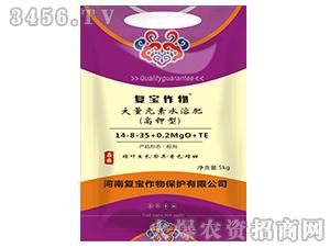 大量元素水溶肥(高钾型)-复宝作物