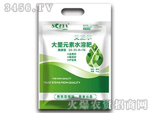 高磷型大量元素水溶肥料10-35-8+TE-艾淝尔-索菲亚