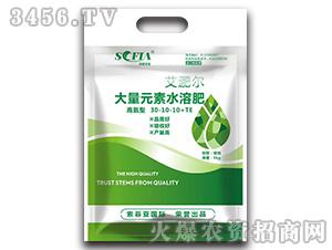 高氮型大量元素水溶肥料30-10-10+TE-艾淝尔-索菲亚