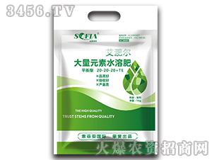 平衡型大量元素水溶肥料20-20-20+TE-艾淝尔-索菲亚