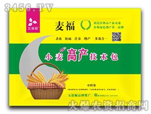 小麦高产技术包-麦福-五德顺
