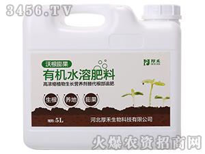 有机水溶肥料-厚禾生物