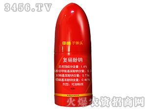 25g喷施子弹头-中威子弹头(红色)-中威春雨