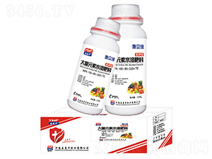 高钾型大量元素水溶肥料100-80-320+TE-施立佳-易莱丰