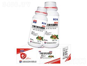 平衡型大量元素水溶肥料170-170-170+TE-施立佳-易莱丰