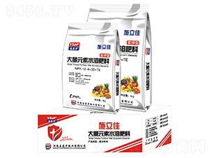 高钾型大量元素水溶肥料12-8-35+TE-施立佳-易莱丰