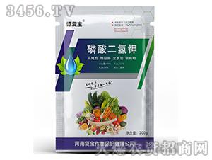 200g磷酸二氢钾-谭复宝-复宝作物