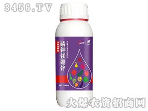 大量元素水溶肥-磷鉀鎂硼鋅-沃鈦美