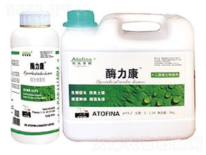 十二菌微生物菌剂-酶力