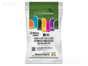 碳酶·大量元素水溶肥料20-20-20+TE-甄牛-汉邦肥业