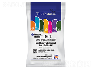 碳酶·大量元素水溶肥料20-10-30+TE-甄牛-汉邦肥业