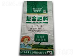 纯硫基复合肥料16-5-24-盛大生态