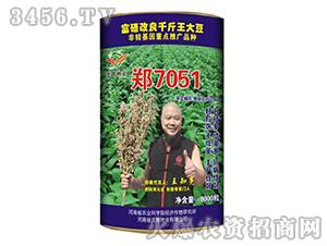 郑7051-大豆种子-�h育种业