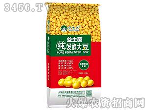 益生菌纯发酵大豆-万物兴-谷之源