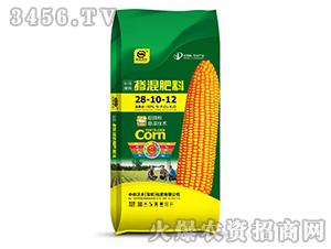 掺混肥料28-10-12(绿色)-沃丰