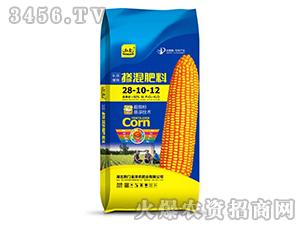 掺混肥料28-10-12(蓝色)-沃丰