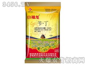 0.64%苄・丁除草药肥-小神龙-格灵科技