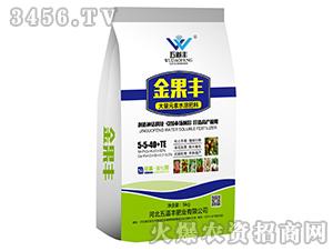 大量元素水溶肥料5-5-40+TE-金果丰-五道丰