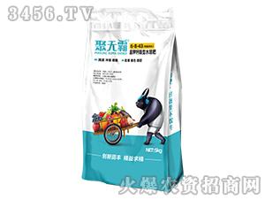超钾钙镁型水溶肥6-8-43-聚无霸-田丰生化