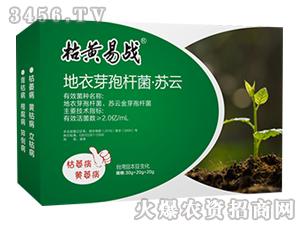 地衣芽孢杆菌·苏云-枯黄易战-台湾豆本豆