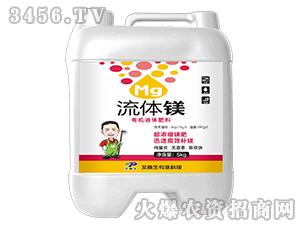 5kg流体镁有机液体肥料-艾普生