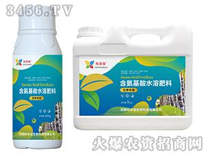 甘蔗专用含氨基酸水溶肥料-科丰宝