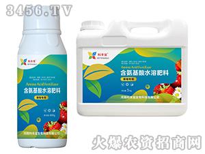 草莓专用含氨基酸水溶肥料-科丰宝