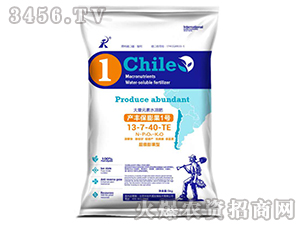 大量元素水溶肥13-7-40-TE-产丰保膨果1号-华创天威