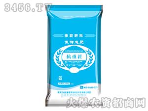 氮钾追肥-抗重茬-中农