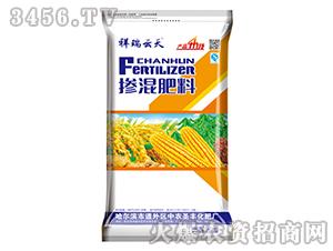 玉米专用掺混肥料-祥瑞云天-中农圣丰