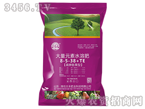 高钾膨果型大量元素水溶肥料8-5-38+TE-田园季丰-大丰肥业