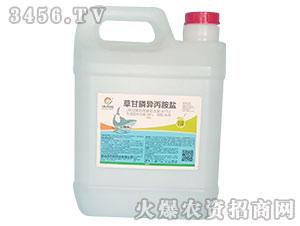 30%草甘膦异丙胺盐水剂(4kg)-莱星快斩-沐丹阳