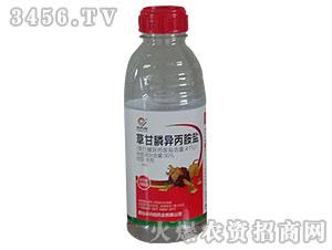 30%草甘膦异丙胺盐水剂(1kg)-莱星快斩-沐丹阳